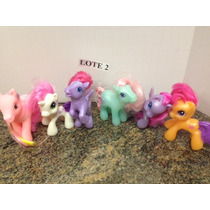 Mi Pequeno Pony - My Little Pony - Hasbro Todo El Lote