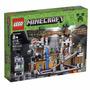 Lego Minecraft 21118 La Mina - Tienda Jesús Maria