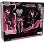 Monster High Draculaura Muñeca Y Powder Room Playset