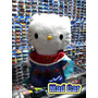 Mc Mad Car Muñeca Hello Kitty De Coleccion Peluche