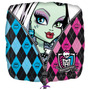 Monster High - Globo Cuadrado Para Fiesta Infantil