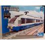 Tren Eléctrico Mod Lego, 681 Pcs, Ausini