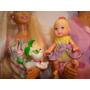 Barbie Y Kent - Baby Y Perrito - Dog