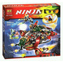 Lego Ninjago Ronin R.e.x. (marca Alternativa Bela)