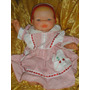 Muñeca Bebe Llora Articula Labios ,brazos Y Hace Gestos