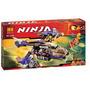 Ninja (ninjago) Marca Bela, 310 Pcs.lego