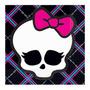 Monster High - Servilletas Para Fiesta Infantil