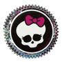 Monster High - Pirotines Para Cupcakes - Fiesta Infantil
