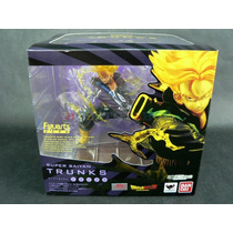 Super Saiyan Trunks - Dragonball Z De Bandai