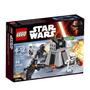 Lego Star Wars First Order Battle P 75132 - Nueva Y Sellada