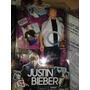 Justin Bieber Muñeco Musical Importado De Ee.uu Cd Dvd