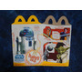 Mc Donalds Happy Meal Box The Clone Wars De Usa 2008