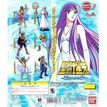 Saint Seiya Poseidon Set 6 Athena Saori Caballeros Zodiaco