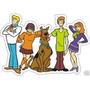 Scooby Doo Set X 5 Fred Vilma Dafne Shaggui Daphne Articulab