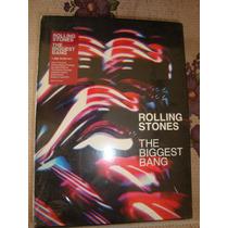 Subasta Rolling Stones The Biggest Bang Box Set 4 Dvds