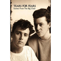 Dvd Original Tears For Fears Scenes From The Big Chair 2005