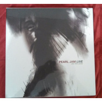 Pearl Jam - Live On Ten Legs Boxset (deluxe Edition 2lp+1cd)