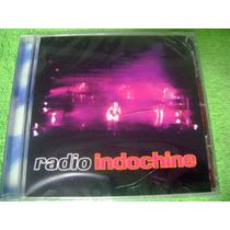 Cd Indochine Radio Live En Concierto 1994 Incl. Tema Al Peru