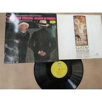 Gustav Mahler Lp Rafael Kubelik Sinfonia N 5 - 7