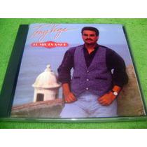 Eam Cd Tony Vega Lo Mio Es Amor1990 Luis Enrique Eddie Salsa