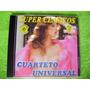 Cd Cuarteto Universal 20 Super Clasicos De La Cumbia Peruana