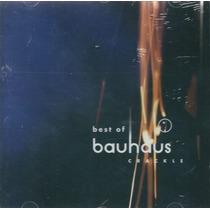 Cd Original Best Of Bauhaus Crackle Kick In The Eye Spirit