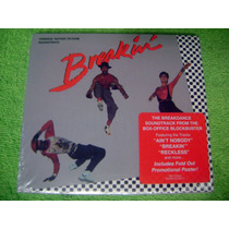 Cd Breakin Soundtrack 1984 Breakdance Vanilla Ice Mc Hammer
