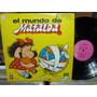 El Mundo De Mafalda Y Sus Amigos Quino Lp Chupete On Rocks!!
