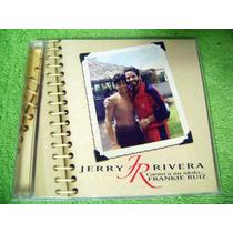 Cd Jerry Rivera Canto A Mi Idolo Frankie Ruiz Julio Voltio