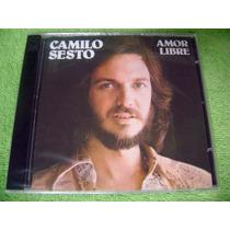 Cd Camilo Sesto Amor Libre 1975 Nuevo Sellado Edicion Europa