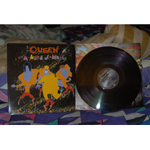 Queen A Kind Of Magic Lp Francia Gatefold Como Nuevo!!!!!!!!