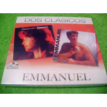 Eam Cd Doble Emmanuel Intimamente + Desnudo 2009 Jose Luis
