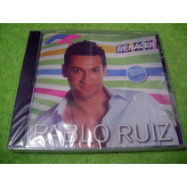 Cd Pablo Ruiz Renacer + Remix 2010 Ricky Martin Menudo Mdo