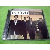 Cd Il Divo Siempre 2006 Andrea Bocelli Pavarotti Juan Diego
