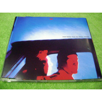 Cd Single U2 Even Better Than The Real Thing Edicion Europea