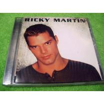 Cd Ricky Martin Livin La Vida Loca El Album1999 Madonna Meja