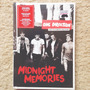 One Direction Year Book Midnight Memories Importado