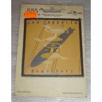 Led Zeppelin Parche Orgininal Europeo Hecho En Inglaterra !