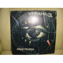 Vendo Long Play De Rock De Steve Miller Band Abracadabra