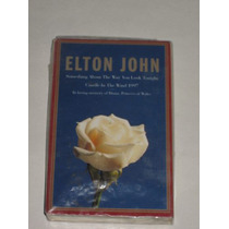 Elton John Candle In The Wind Cassette Original Sellado