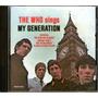 Ciudad The Who Sing My Generation (cd Sellado Usa) Beatles