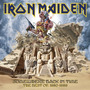 Iron Maiden - Cd Somewhere Back In Time The Best Of - Nuevo
