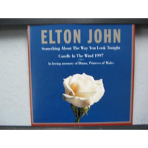 Cd Elton John Candle In The Wind 1997