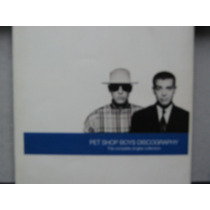 Cd Pet Shop Boys Discography The Complete Single Collecti