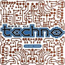 Cd Original Best Of Techno Volume Three N.r.g Acen Smart E