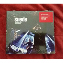 Suede - Live At The Royal Albert Hall (2cd + Dvd)