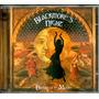 Disco Blackmores Night Dancer And The Moon (cd+dvd Sellado)