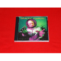 Galactic Cowboys - Space In Your Face Cd Metal Elpusty