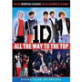 Dvd One Direction All The Way To The Top