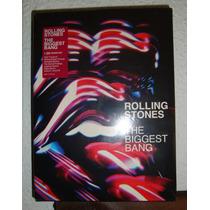 Rolling Stones The Biggest Bang (4 Dvd) Nuevo Sellado) Españ